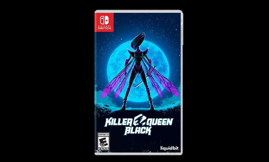 Killer Black Queen